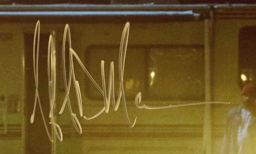 Jeffrey Dean Morgan Signed The Walking Dead Unframed 8×10 Photo – With Glenn