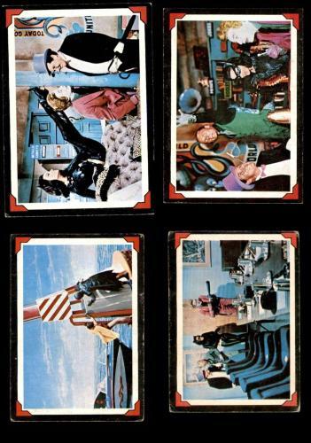 1966 Topps Batman Riddler Back Almost Complete Set 2.5 - GD+
