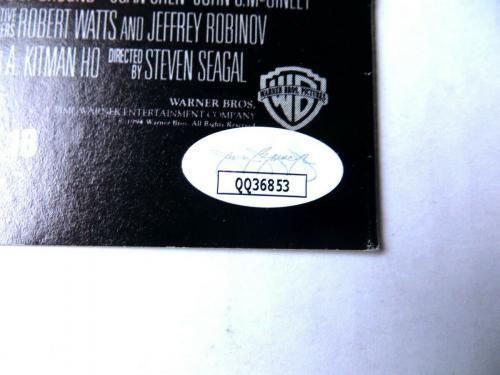 Michael Dorn Signed Autographed Comic Book Star Trek TNG Worf JSA QQ36853