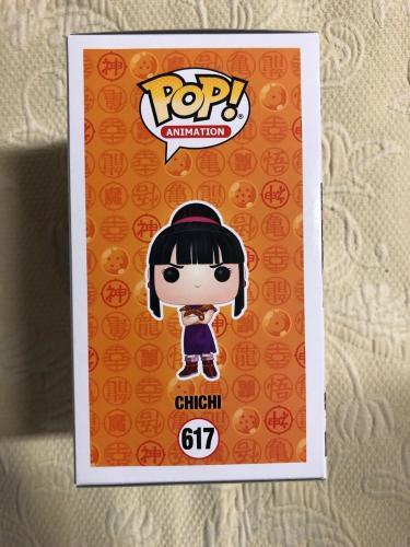 Cynthia Cranz  Signed Autographe Chi Chi Funko Pop Dragon Ball Z BECKETT COA 16
