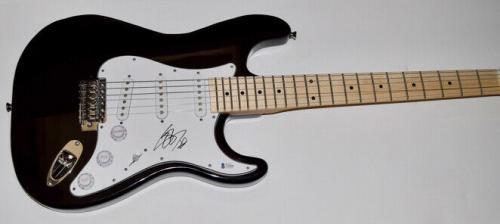 Lzzy Hale Signed Autographed Electric Guitar Halestorm Beckett BAS COA