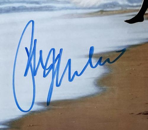 Ralph Macchio Signed 11x17 The Karate Kid poster Photo JSA
