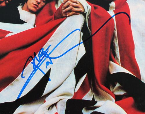 Pete Townshend The Who Signed The Kids Are Alright Album Cover W/ Vinyl BAS