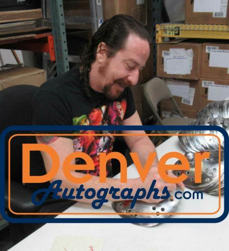 Ari Lehman Autographed/Signed Friday The 13th Silver Mask Jason JSA 26202