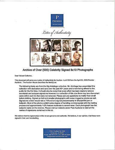 Danny DeVito-signed photo-17 - coa