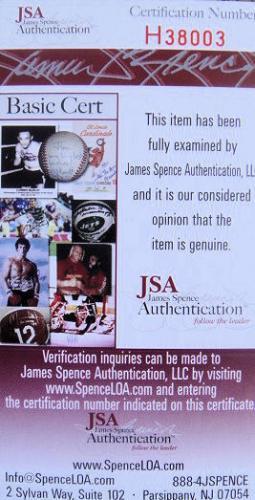 Jack Black Signed NO LABEL GQ Magazine JSA