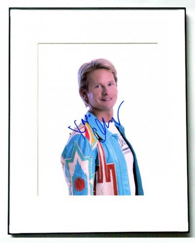 Carson Kressley Signed Queer Eye For the Straight Guy Photo AFTAL