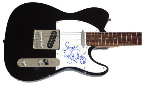 The Pussycat Dolls Nicole Autographed Signed Guitar PSA/DNA AFTA AFTAL