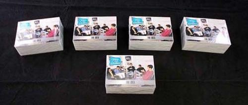 Lot of (5)1994 Skybox The Making of Star Trek The Next Generation Set (100)