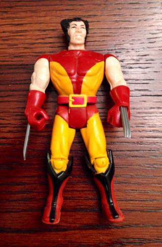 Stan Lee Signed Marvel X-Men Uncanny Wolverine Mutantcycle W/ Stan Lee Hologram