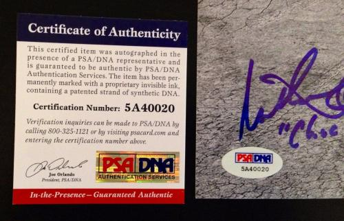 SONS OF ANARCHY SOA Cast Signed 11x14 Photo Katey Sagal Coates +7 PSA/DNA COA #2
