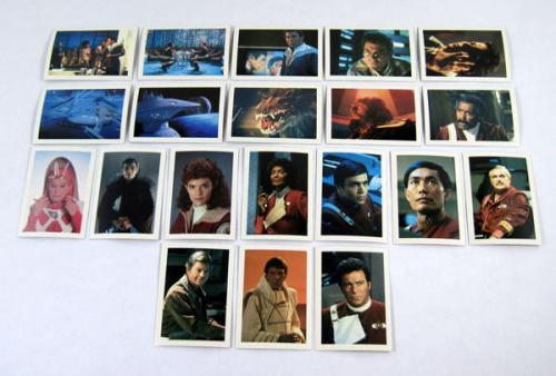 1984 Paramount / FTCC Star Trek III The Search for Spock Set (80) w/ Ship Subset