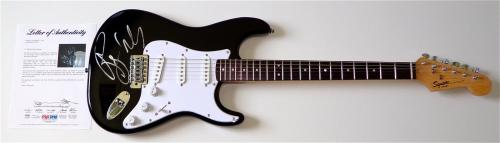 Roger Waters Pink Floyd Signed Guitar Psa Loa K74521