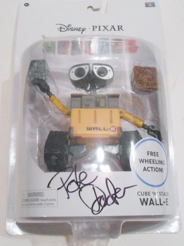 Pete Docter Signed WALL-E Toy w/JSA COA Toy Story Monsters. Inc