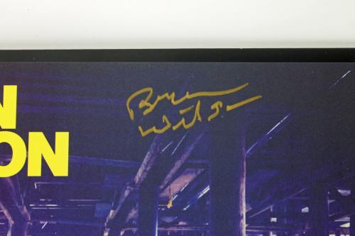 Brian Wilson Signed No Pier Pressure Album Flat w/ Album & Vinyl PSA #AB43029