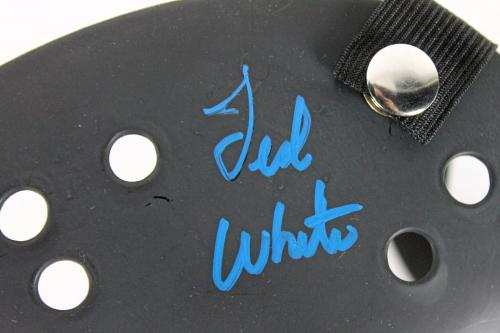 Kane Hodder, Ted White & Ari Lehman Signed Friday The 13th Jason Mask JSA 3