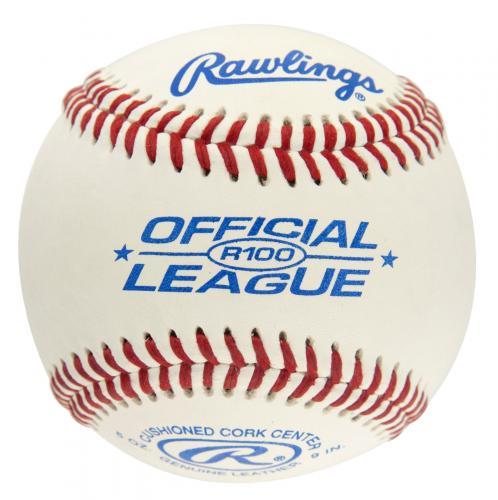B.B. King Signed Rawlings Official R100 League Baseball, Roger Epperson/REAL LOA