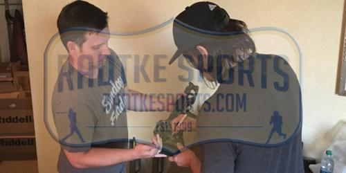 Norman Reedus Signed Stryker Strykezone Full Size Crossbow - The Walking Dead