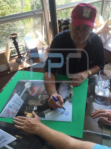 Chevy Chase National Lampoon's Vacation Signed 11X14 Photo PSA ITP C