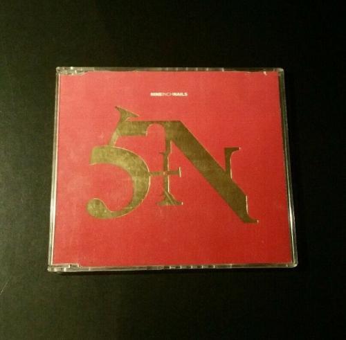 Trent Reznor Nine Inch Nails Band Signed CD AUTOGRAPHED PSA/DNA LOA