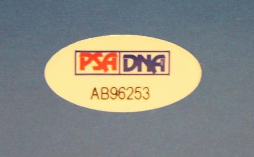 """BUTCH VIG Signed Autographed NIRVANA """"Nevermind"""" Album LP PSA/DNA #AB96253"""