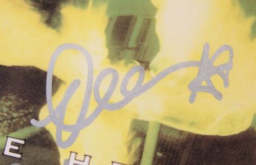 "L7 Donita Sparks +3 Signed Autographed ""Bricks Are Heavy"" Album Cover JSA Q48725"