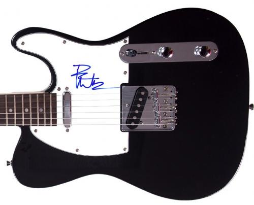 The Dave Matthews Band Autographed Signed Tele Guitar UACC RD AFTAL COA