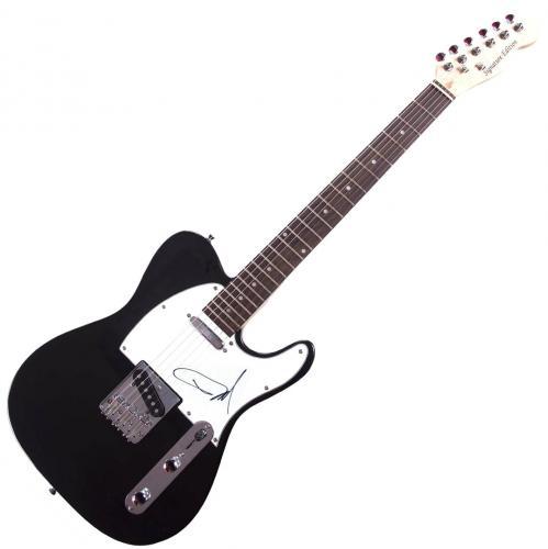 Dave Kushner Autographed Velvet Revolver Signed Tele Guitar UACC RD COA AFTAL