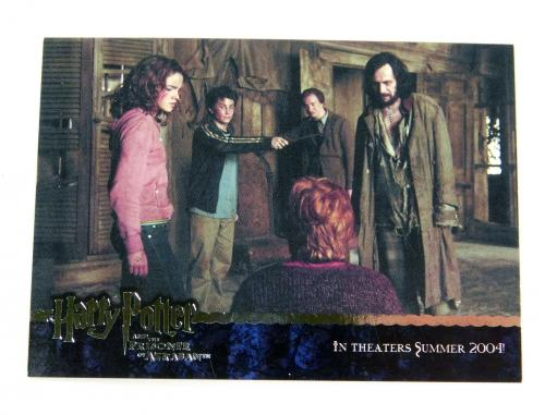 Lot of (50) 2004 Artbox Harry Potter And The Prisoner of Azkaban Promo Card (02)