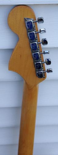 Jimi Hendrix Used Guitar Given to him by Brian Jones-Provenance Roadie Tappy Wright