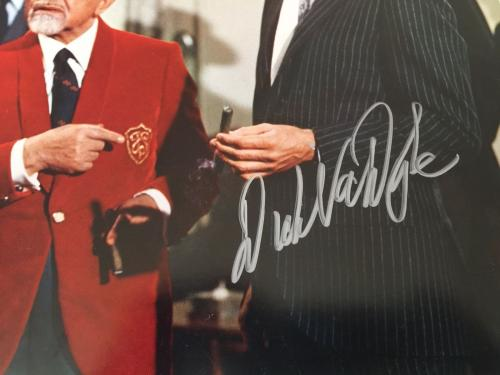 DICK VAN DYKE Signed Walt Disney Never a Dull Moment Lobby Card 11 PSA COA Proof