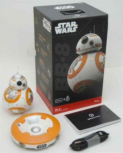 JJ Abrams Star Wars BB-8 Droid Autographed Signed Sphero Certified PSA/DNA