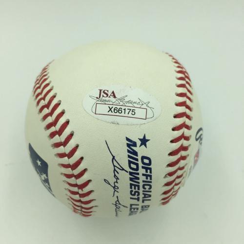 President Barack Obama Signed Autographed Baseball PSA DNA & JSA LOA
