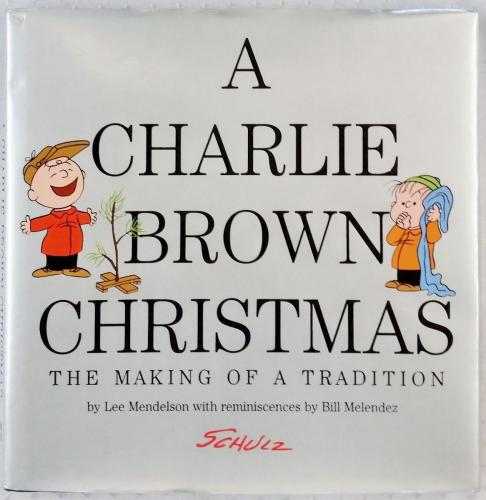 PETER ROBBINS Signed A CHARLIE BROWN CHRISTMAS Book ~ OC COA Exclusive Autograph