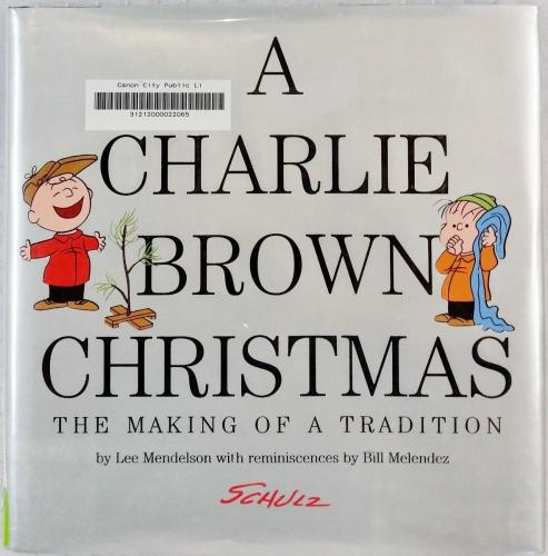 PETER ROBBINS Signed A CHARLIE BROWN CHRISTMAS Book ~ OC Exclusive COA Auto