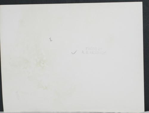 "1953-61 Dwight D. Eisenhower, Arthur Rickerby Studio Print Measuring 11"" x 14"