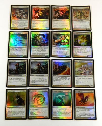 Lot of (130) Assorted Magic The Gathering MTG Time Spiral Foils Spell Burst
