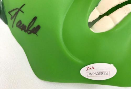 Stan Lee Signed Autographed HULK Toy Mask JSA Authenticated Marvel
