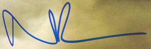 Norman Reedus Signed The Walking Dead Daryl Dixon Crossbow 11x14 Photo JSA