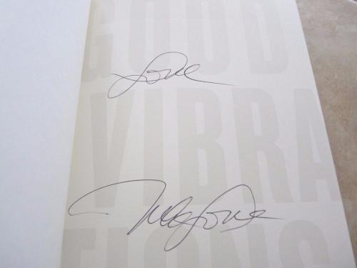 Mike Love Beach Boys Good Vibrations Signed Autographed Book PSA Guaranteed