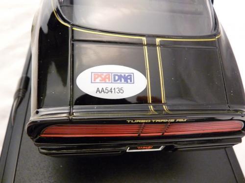 Burt Reynolds Smokey Bandit 2 Signed Autographed 1:18 Diecast Car PSA Certified