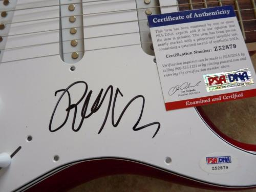 Robby Krieger The Doors Signed Autographed Electric Guitar PSA Certified