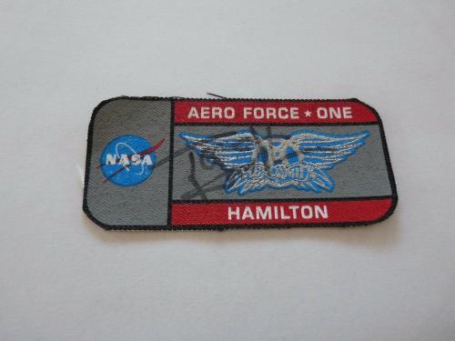 Aerosmith Set 5 Signed Amadeddon Space Suit Patches PSA Guaranteed RARE