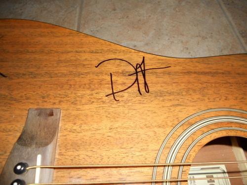 Slash & Duff GNR Guns Roses Velvet Revolver Signed Autographed Guitar