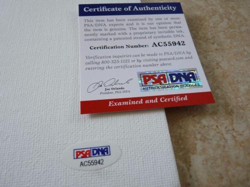 Jeff Bridges Signed Autograph 12x12 Sketch PSA Certified Big Lebowski The Dude