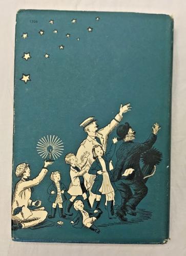 DICK VAN DYKE Signed Vintage 1943 MARY POPPINS Hardcover Book BAS Beckett COA