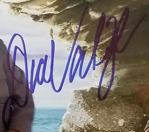 Dick Van Dyke Mickey Rooney Signed 8x10 Photo Night At The Museum Auto Bas Coa