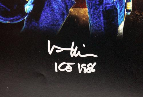 "Val Kilmer Top Gun ""Ice 1986"" Signed 16X20 Photo Autographed BAS"