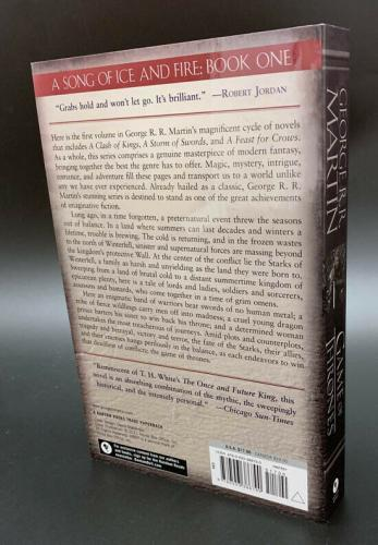 George RR Martin SIGNED Game of Thrones SC HBO FULL LETTER PSA/DNA AUTOGRAPHED
