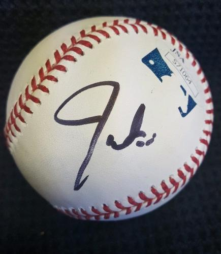 JUSTIN TIMBERLAKE Signed Autograph Musician, Actor, Singer N Sync MLBaseball.JSA
